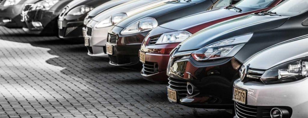 Voor een wagenpark van 1 tot 100 auto's