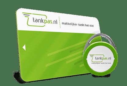 Oplaadsleutel Tankpas