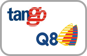 Gratis Tango tankpas met de Q8 Liberty Card