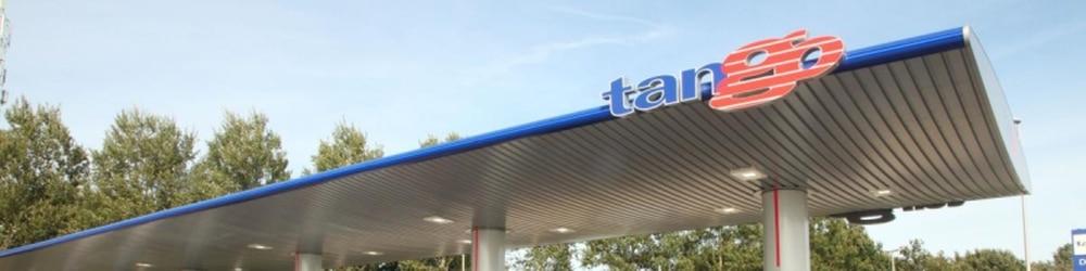 Tango groeit met 1 tankstation per maand. Het hoogste aantal onbemande tankstations van Nederland