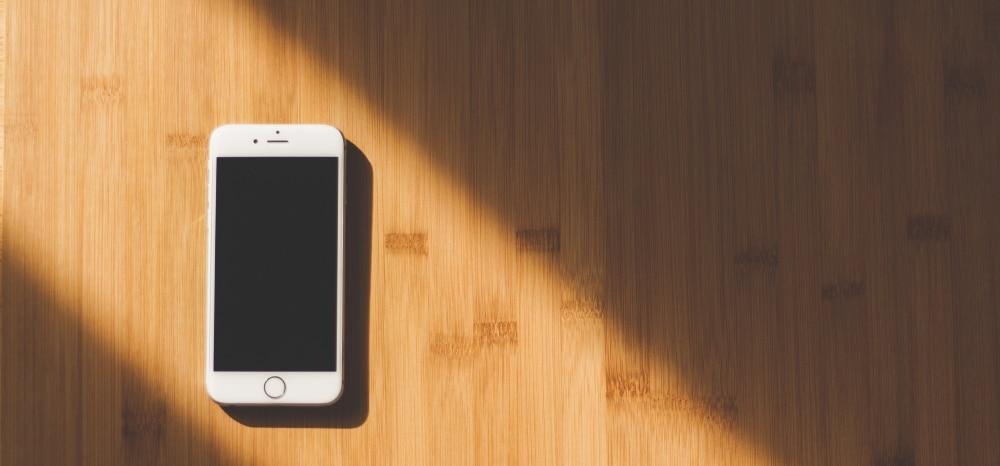 zakelijke smartphone