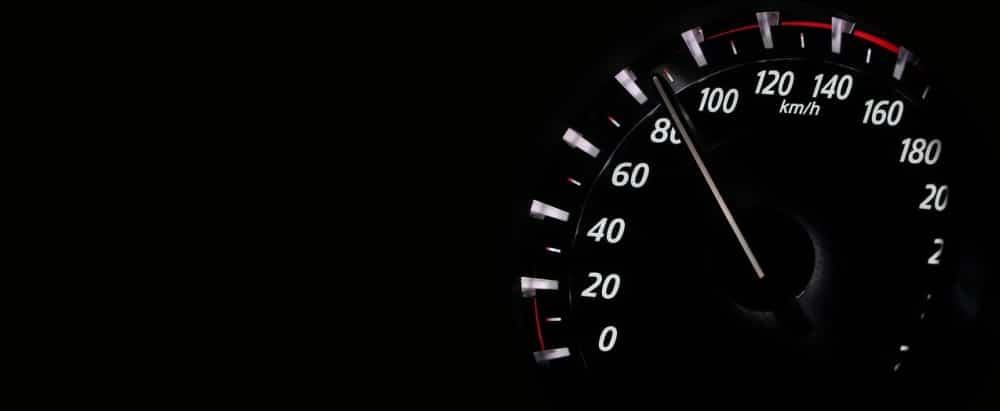 Slim zakelijk rijden door gelijkmatige snelheid