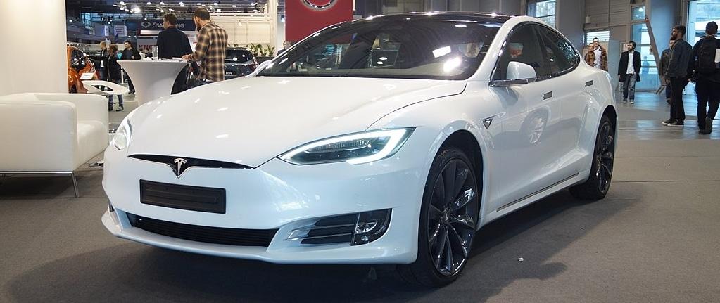 Tesla - waterstofauto