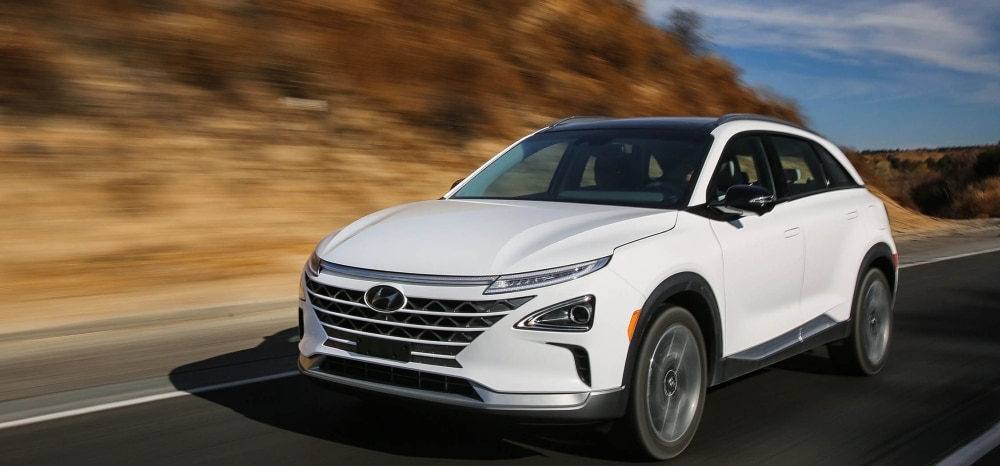 De Nexo!. De waterstofauto heeft de toekomst!