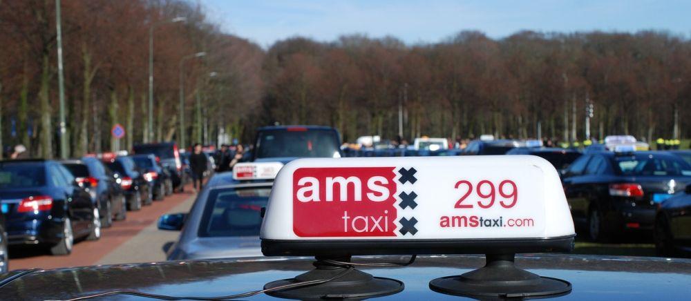 Zelfstandig taxichauffeurs is in opkomst