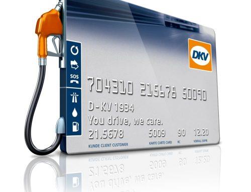 Regel dat u kan tanken bij DKV tankstations
