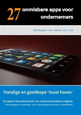 Download gratis 27 handige apps