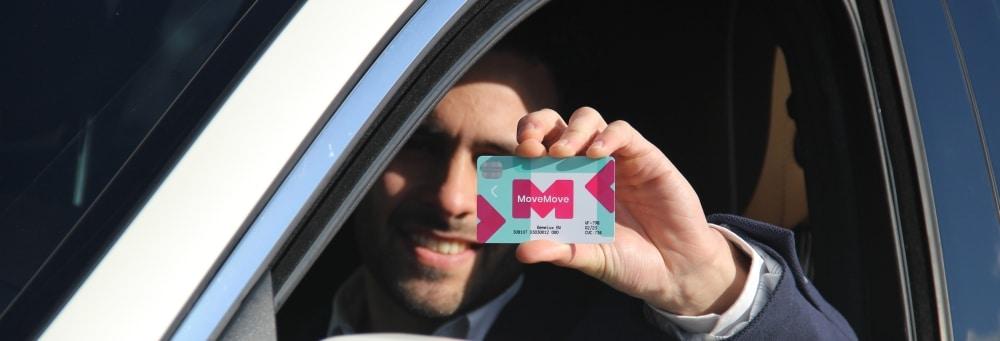 Mobiliteitskaart regelen met MoveMove pas