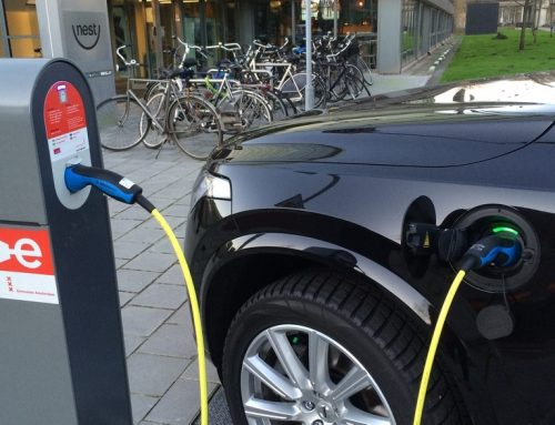 Fascinerend dat elektrisch rijden bovenaan staat