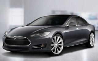 Hoge prijs elektrisch auto komt door Tesla