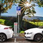 De elektrische auto wereldwijd stevig in opmars