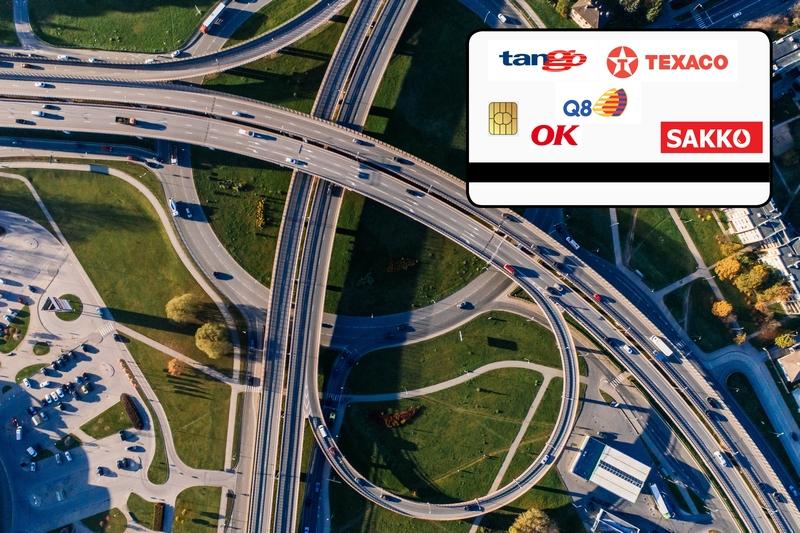 overzicht betaalmethoden - Q8 Liberty Card tankpas
