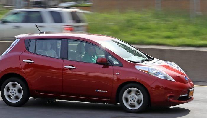 Drie keer zoveel elektrische auto's verkocht in 2018