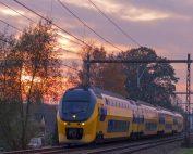 Zakelijke reizen met de trein met de tankpas is populair onder zakelijke reizigers