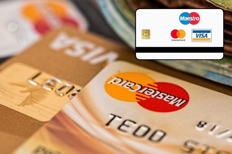 overzicht betaalmethoden - pinpas en creditcard