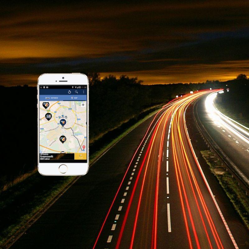 Handige brandstof apps