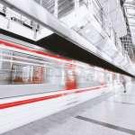 Tot 700 km is trein reizen altijd goedkoper dan vliegtuig