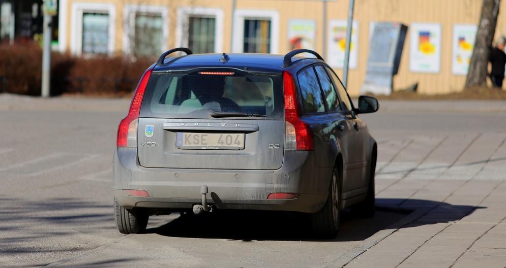 Volvo rijders zijn absoluut niet de schoonste bestuurders