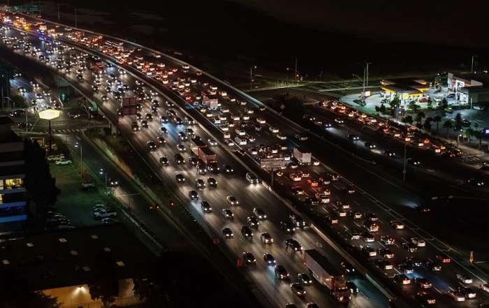 Zakelijke personenauto's rijden 26 miljard kilometers in 2018