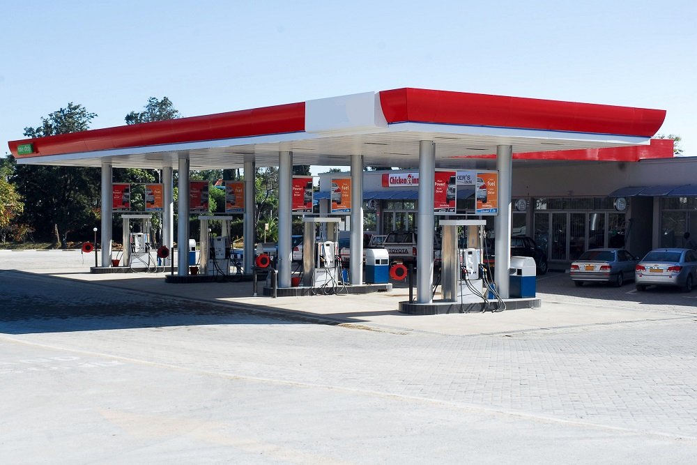 Drie verschillende betaalsystemen in de tankshop