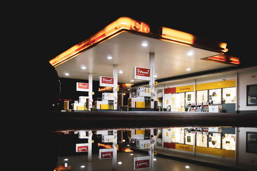 De CO2 compensatie regeling van Shell een succes!