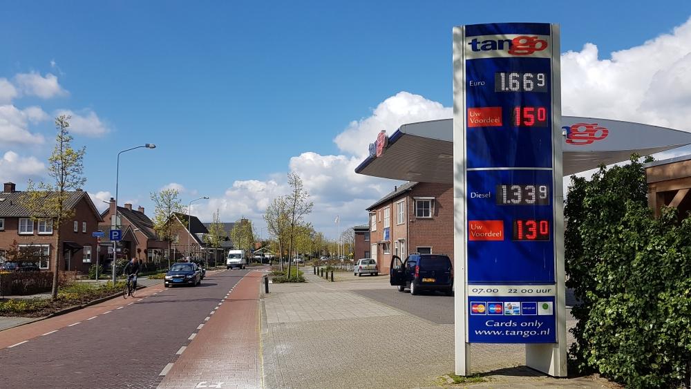 goedkope tankstations van Q8-Tango
