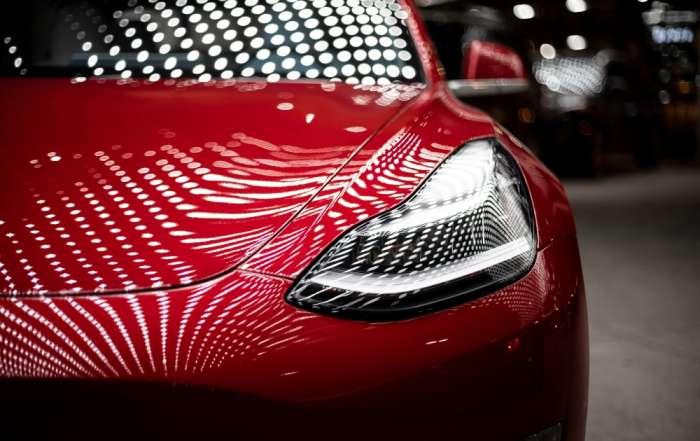 verkoop elektrische auto