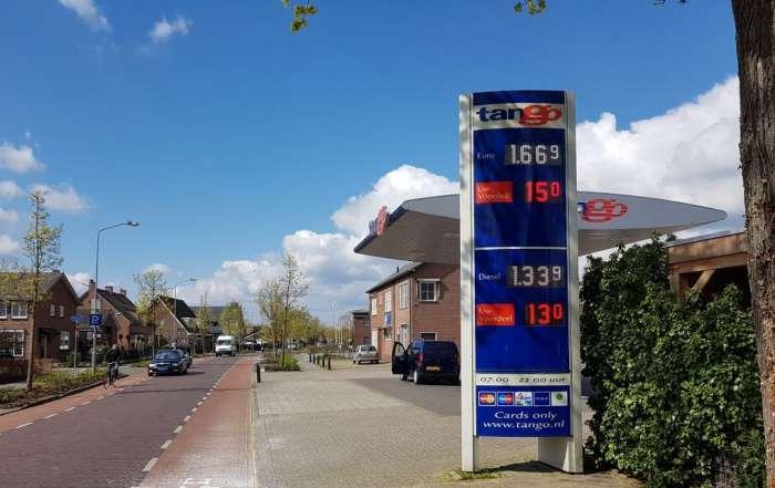 welke tankstations