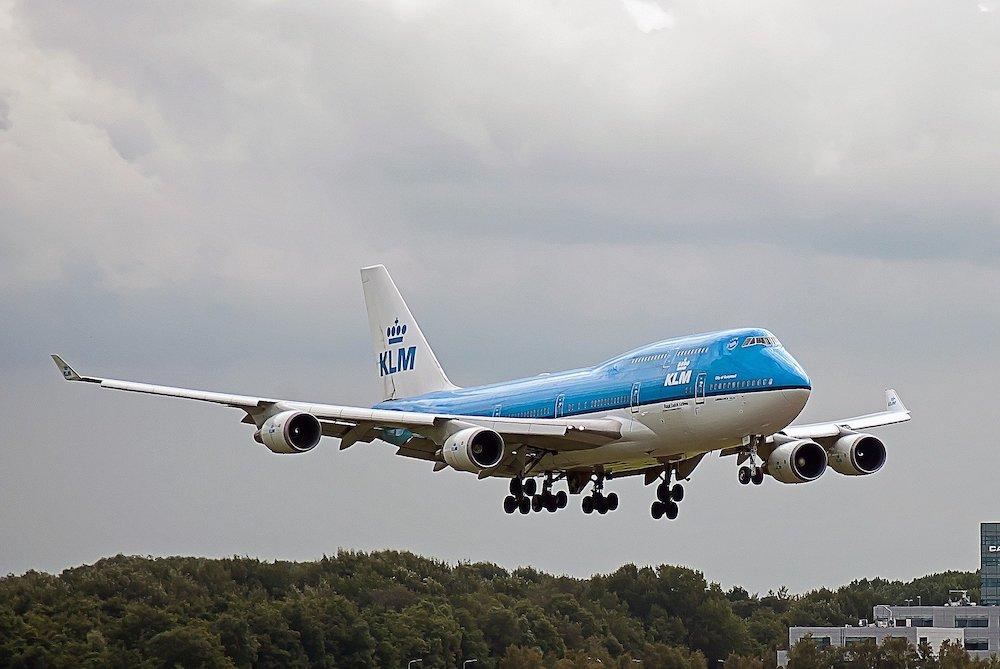 De KLM Boeing 747 is niet meer