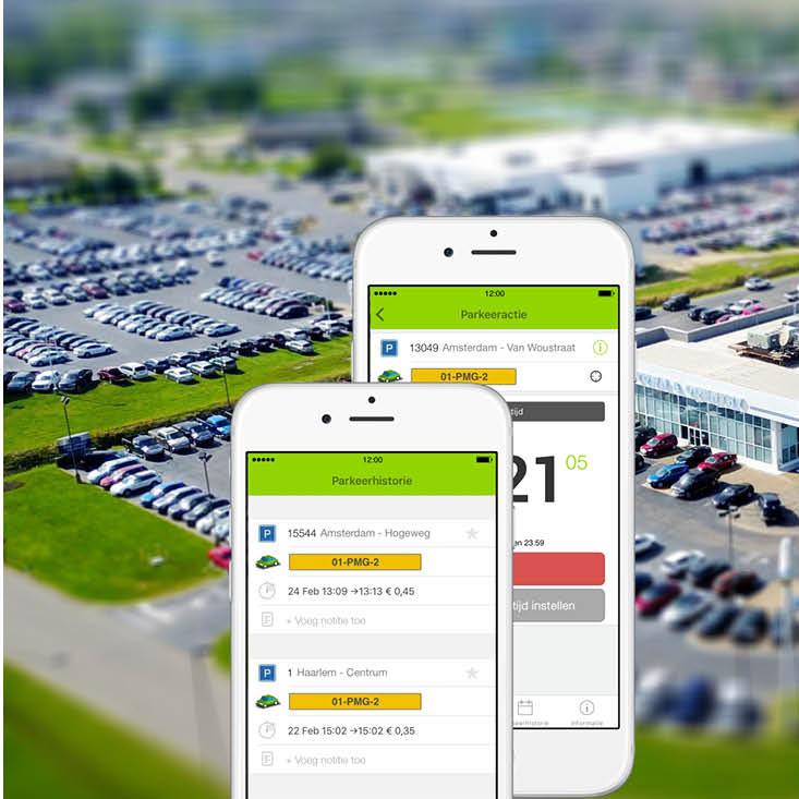 handige apps voor straat parkeren