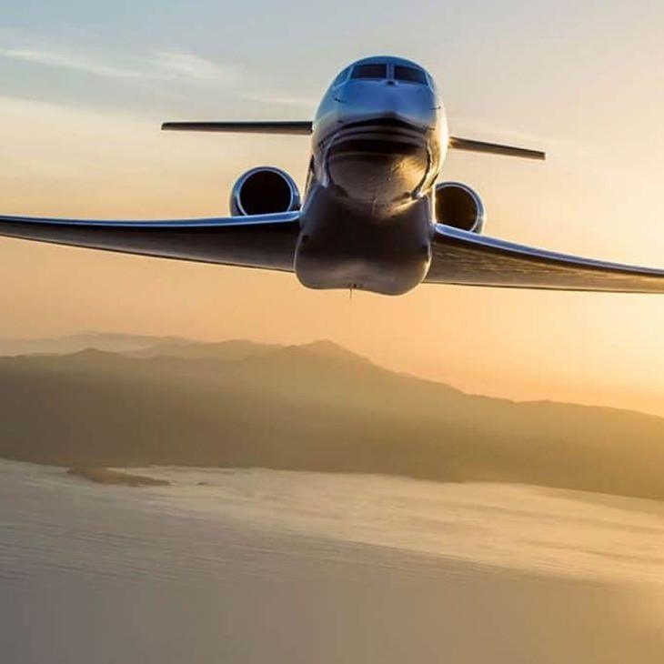 mobiliteit verhogen met een prive jet