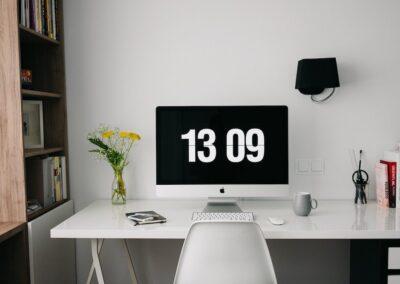 Benut de 5 voordelen om te werken vanuit huis als ondernemer