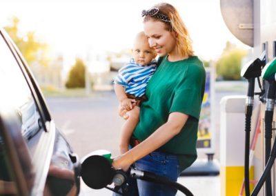 Is er een tankpas voor particulieren?