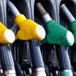 Fors minder brandstof getankt in 2020