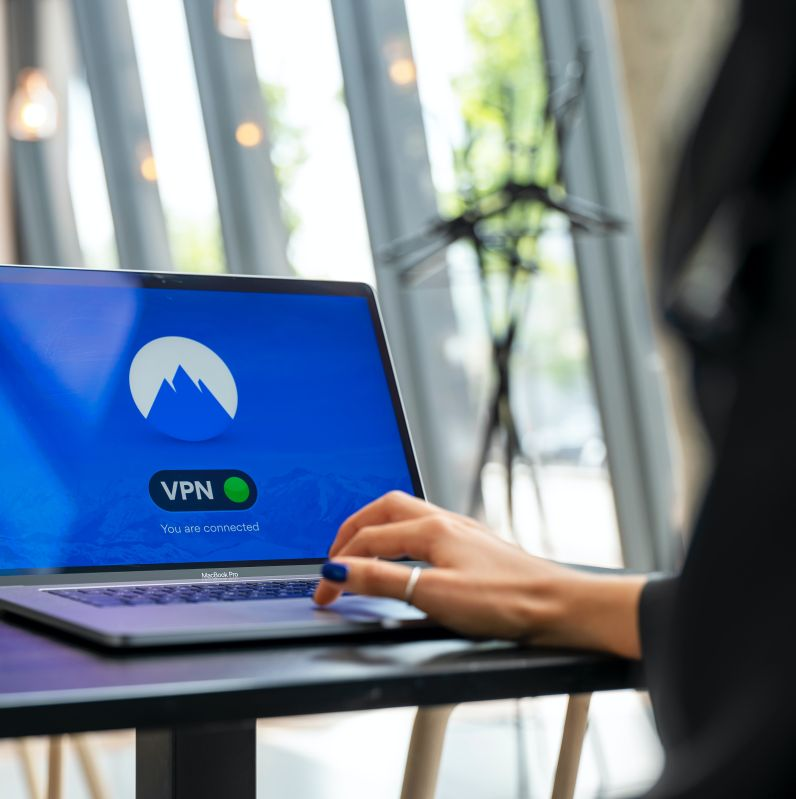 Online privacy met een VPN app