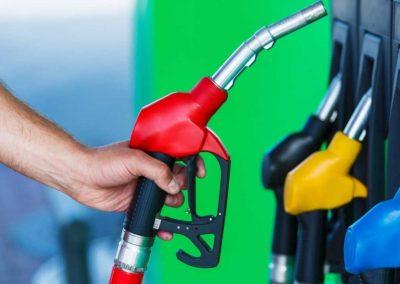 Het brandstofverbruik en tankbeurten is bijna weer als vanouds
