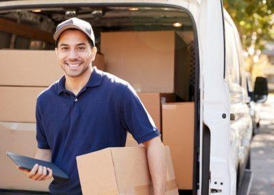 Wat moet ik regelen als zzp'er om pakketbezorger te worden?