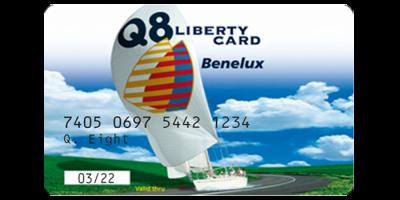 Q8 Liberty card review samenvatting